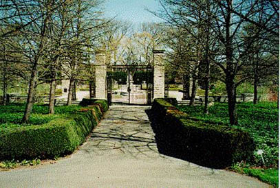 Royal Botanical Gardens, Hendrie Gates, 1997