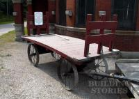 Photo CPR baggage cart